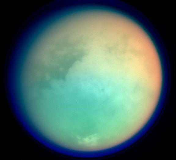 Titanblau